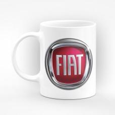 Порцеланова чаша  - Fiat Abarth