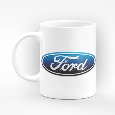 Порцеланова чаша  - Ford Mustang
