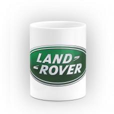 Порцеланова чаша  - Land Rover
