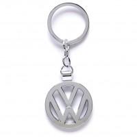 Автомобилен метален ключодържател - емблема на кола - VW