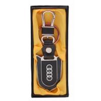 Стилен ключодържател с пластина - Audi