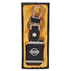 Стилен ключодържател с пластина - Nissan