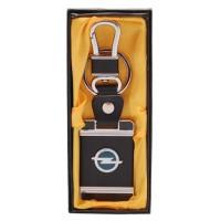 Стилен ключодържател с пластина - Opel