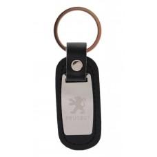 Стилен автомобилен ключодържател с пластина - Peugeot