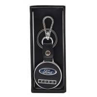Автомобилен ключодържател с кръгла пластина - Ford