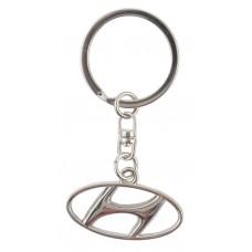 Автомобилен метален ключодържател - Hyundai