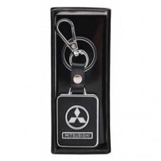 Автомобилен ключодържател с пластина - Mitsubishi