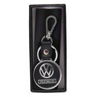 Автомобилен ключодържател с кръгла пластина - Volkswagen