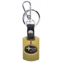 Автомобилен ключодържател с пластина - Subaru