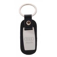 Стилен автомобилен ключодържател с пластина - Audi