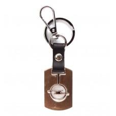 Метален автомобилен ключодържател с емблема - Opel