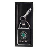 Автомобилен ключодържател с пластина - Skoda