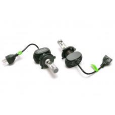 LED крушки за фарове H4