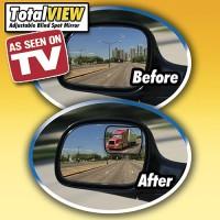 Total View 2бр. мини странични огледала за автомобил