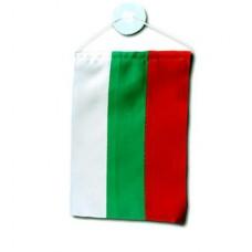 Българско знаме 10/15 см. за кола