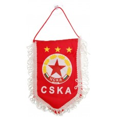 Знаменце за кола на ЦСКА